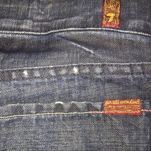 7 For All Mankind Jeans - 7 For All Mankind Jeans - (NWOT) 34 Waist